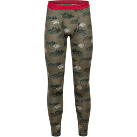 Marmot Harrier Midweight Tights Herre camping camo